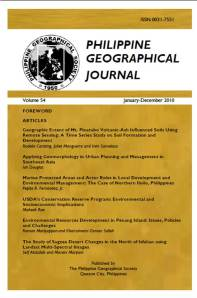 PGJ 2010 Issue
