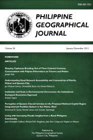 PGJ 2012 COVER